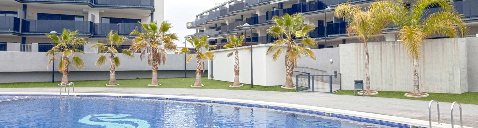Portada Promoción Residencial Neo Meditarráneo